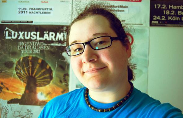 Das bin ich (Stand: Juli 2012)
