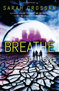 "Sarah Crossan: ""Breathe"""