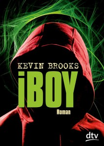 "Kevin Brooks: ""iBoy"""
