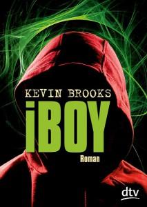 "Kevin Brooks: ""iBoy"""
